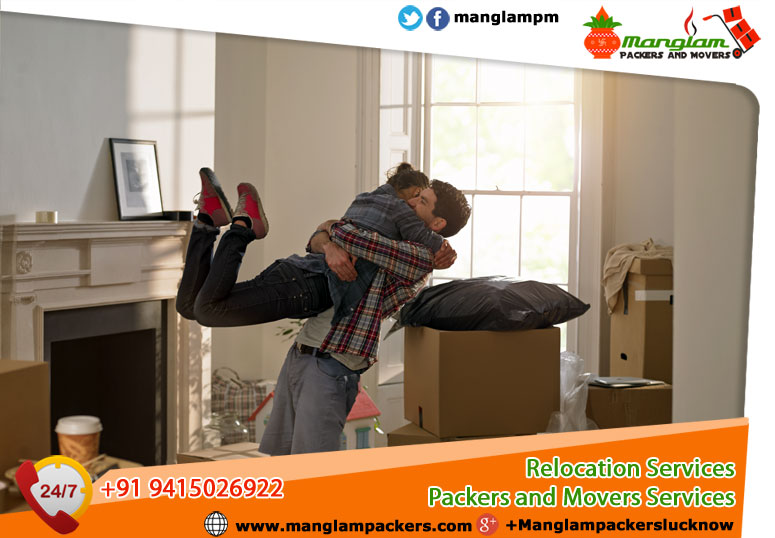 Local Packers and Movers in Indira Nagar Lucknow