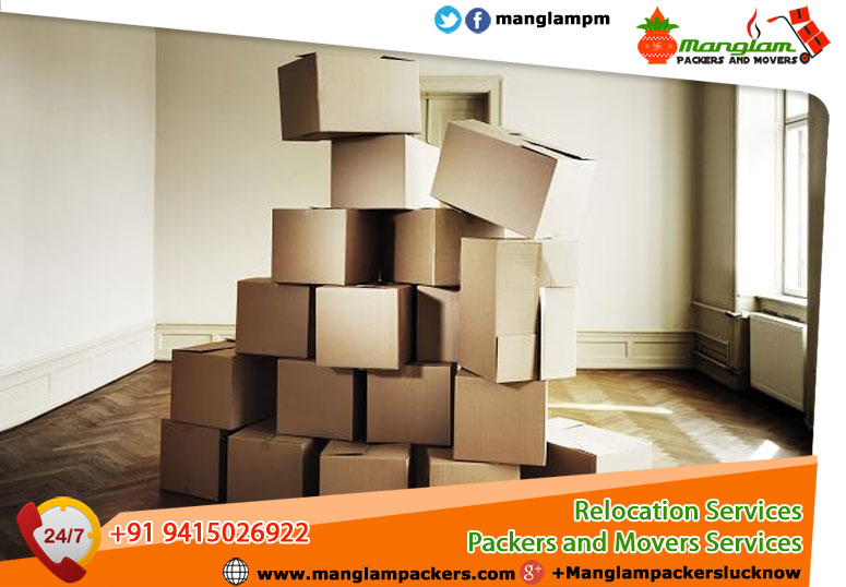 Local Packers and Movers in Lucknow